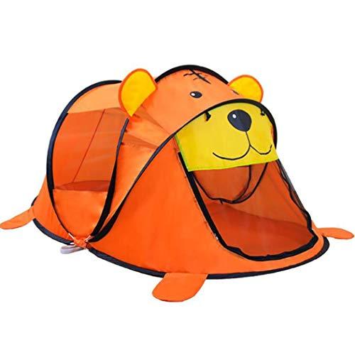 Weardear Portable Kids Play Tent Foldable Animal Shape Tent Children Indoor Outdoor Toy Play Tents from Weardear