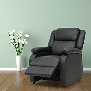 Kinbor Electric Massage Recliner Sofa Chair Heated Ergonomic Couch W/Control