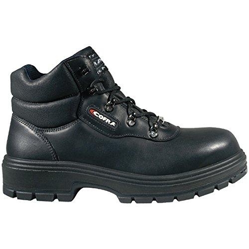 Cofra 82491-000.W40 New Sheffield S3 HRO CR SRC Chaussures de sécurité Taille 40 Noir
