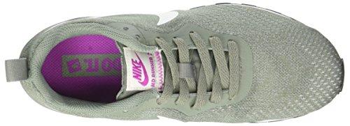 Sneakers Femme 002 Eng Nike Gris hypr sail dark Stucco 2 Runner Mid Basses 7w7gYIq