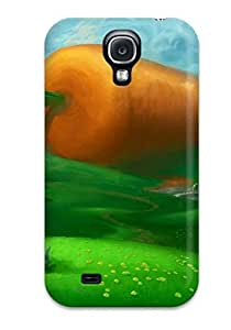 Earurns Snap On Hard Case Cover Fresh Giant Carrot Protector For Galaxy S4