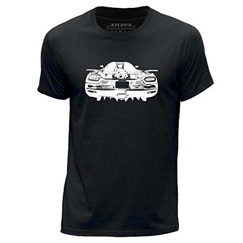 stuff4-mens-small-s-black-round-neck-t-shirt-stencil-car-art-k-agera