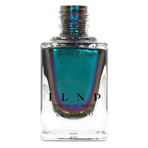 ILNP Hush - Teal, Blue, Violet, Orange, Red Ultra Chrome Color Shifting Nail Polish]()