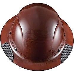 Elevación seguridad hdf-15ng Dax sombrero duro, Natural