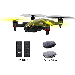 Xiro Xplorer Mini Quadcopter Drone With HD Video Camera, Remote Controlled by iOS or Android APP, Manufacturer Accessiories Mainly Includes 1 Extra Smart Flight Battery 1 Professional Hard Case