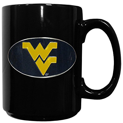 West Virginia Mountaineers Ceramic - NCAA West Virginia Mountaineers Ceramic Coffee Mug