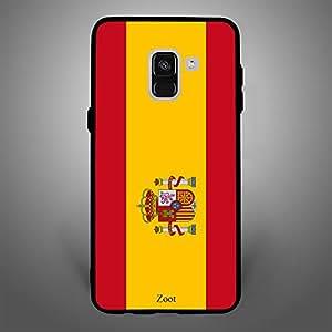 Samsung Galaxy A8 Spain Flag