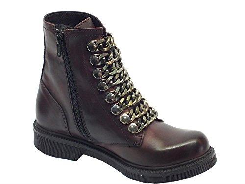 Bordeaux Mercante Vitello D06i Di Ky Fiori Women's Boots Bordeaux wwU6Bq