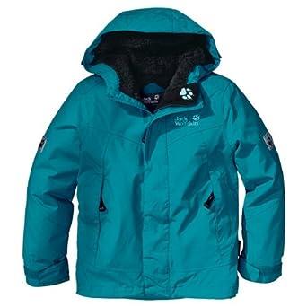 Jack Wolfskin GIRLS WONDERLAKE, glacier blue 1600981
