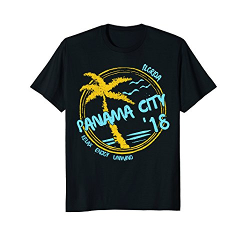 Panama City Florida T-Shirt - Panama City Souvenir - City Women Panama