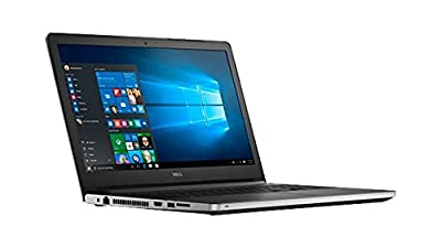 "2016 Newest Dell Inspiron 15 5000 Touchscreen High Performance Laptop, AMD Quad-Core A10-8700P Processor up to 3.2GHz, 15.6"" HD Touch Display, 8GB Ram, 1TB HDD, DVD RW, Backlit Keyboard, Windows 10"