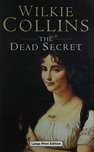 book cover of The Dead Secret