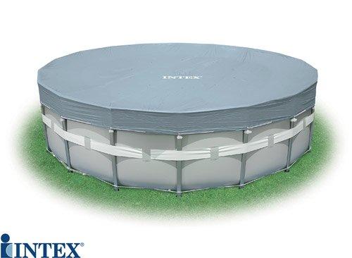 Deluxe poolabdeckung 4.88 m Intex