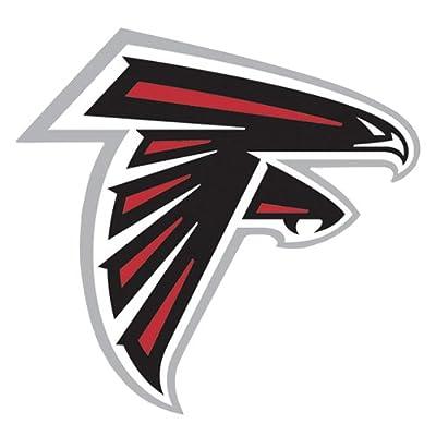 "Bsi Products NFL Atlanta Falcons Logo 12"" Die Cut Car Magnet"
