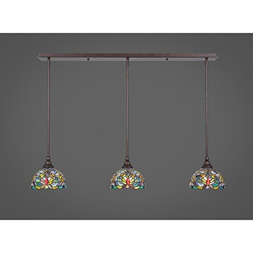 Coloured Pendant Light Shades in US - 6