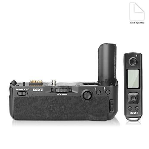 MEIKE MK-XT2 Pro Professional Battery Grip Equip 2.4G 100-Meter Wireless Remote Control Fit Fuji XT2