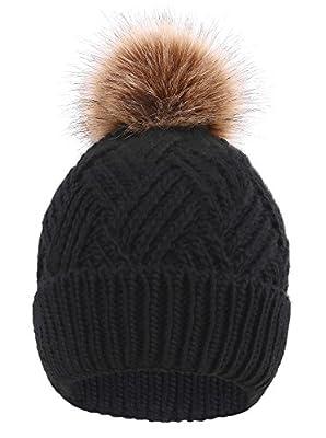 Simplicity Men/Women Winter Hand Knit Slouchy Beanie