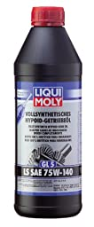 Liqui Moly (4421) 75W-140 Limited Slip Synthetic Gear Oil - 1 Liter