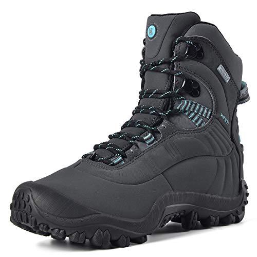 Manfen Women's Hiking Boots Waterproof Trekking Hiking Boots