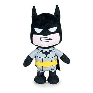 WARNER BROS. Peluche Batman DC morado 35cm