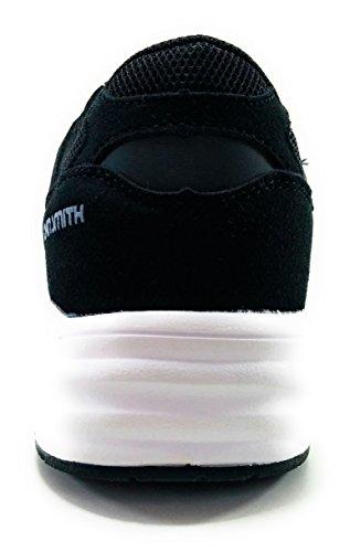 John Smith ,  Herren Schuhe , Schwarz - Schwarz - Größe: 40