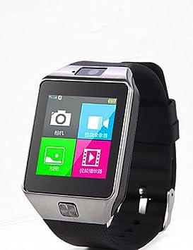 VERNESS reloj inteligente dz09 pulsera bluetooth / de los niños deportes , black