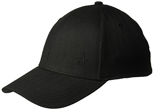 Amazon.com: Original Penguin Mens Herringbone A-Flex Baseball Cap: Clothing