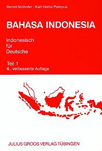 Bahasa Indonesia, Tl.1, Lehrbuch