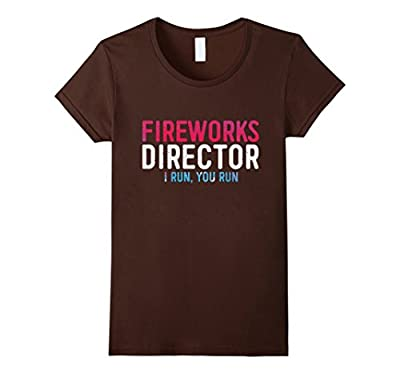 Fireworks Director T-Shirt Funny 4th of July Gift Shirt