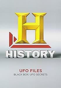 Ufo Files:black Box:ufo Scrt
