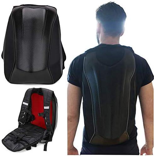 Motorcycle Backpack Waterproof Hard Shell product image