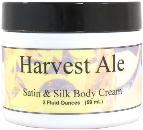 Harvest Ale Satin and Silk Cream, Body Cream, Body Lotion, 2 ()