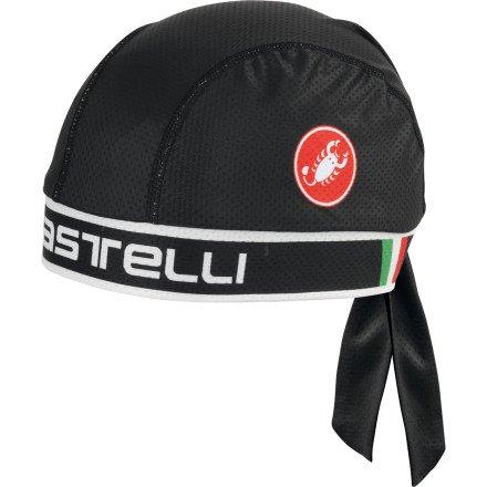Castelli 2019 Cycling Bandana - H13048 (black - one size)