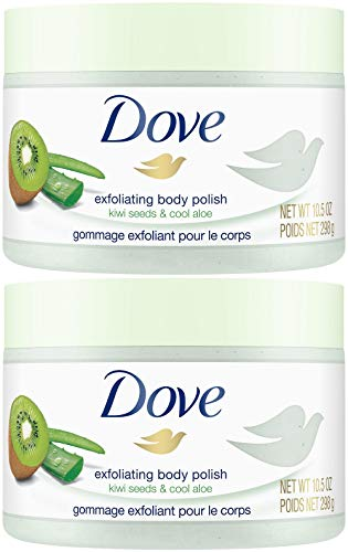 y Polish, Kiwi Seeds & Cool Aloe, 10.5 Ounce (Pack of 2) ()