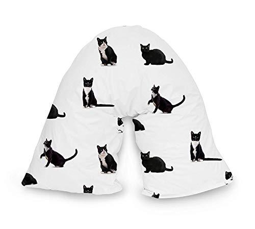 Kitten Nursing Pillows - Adam Home 3D Digital Print V