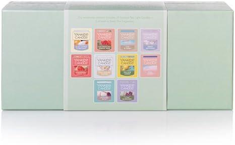 Yankee Candle Watercolor Tea Light Sampler Gift Set 394/_20180604/_yankee candle/_5.00
