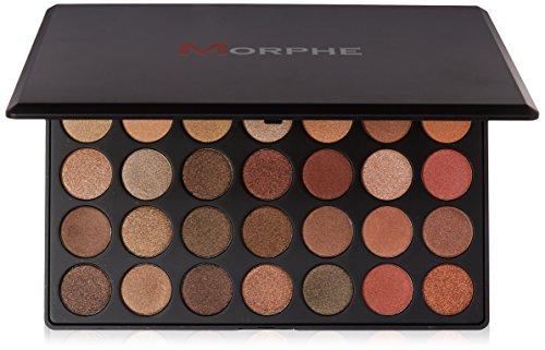 Morphe Brushes - 35OS - 35 Color Shimmer Nature Glow Eyeshad