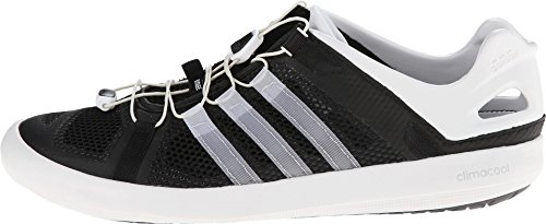 Adidas Climacool Boat Breeze Shoe - Men's Black / White / Black 10