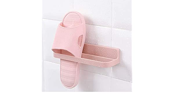 CHLCH Zapatillas de baño Perchero de Pared Colgante de Pared ...