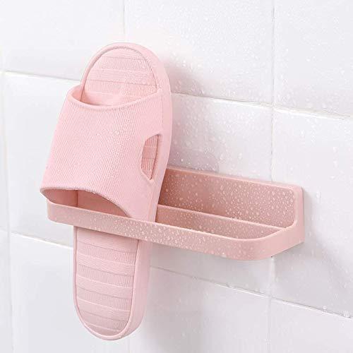 CHLCH Zapatillas de baño Perchero de Pared Colgante de ...