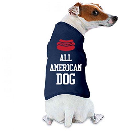 July 4th Dog: Doggie Skins Dog Tank Top