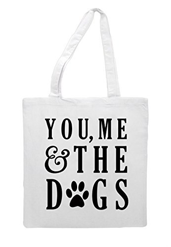 White And The Dogs Statement Shopper Bag Me Tote You BwqaRR