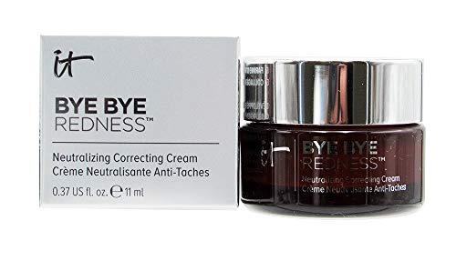 It Cosmetics Bye Bye Redness Neutralizing Correcting Cream (Light Beige) 0.37 fl oz