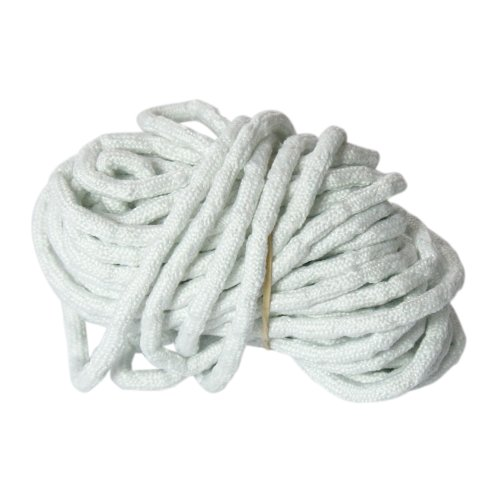 Lead Free Sausage Bead Weight, Fabric Covered, 4/32