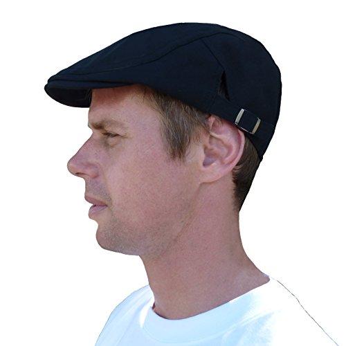 Men's Premium Classic Newsboy Cap by GearTOP