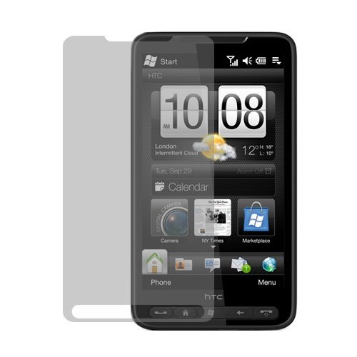 or LCD Shield Guard for HTC HD2 Leo T-Mobile [WCS514] (Hd2 Protector)