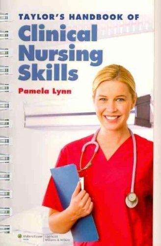 Taylor's Hdbk.Of Clin.Nursing Skills