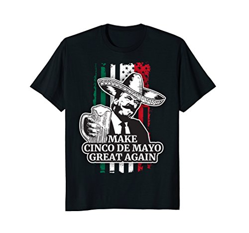 Make Cinco de Mayo Great Again Trump
