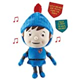 """Mike the Knight Soft Stuffed Toy With Music and Phrases 10"""""""