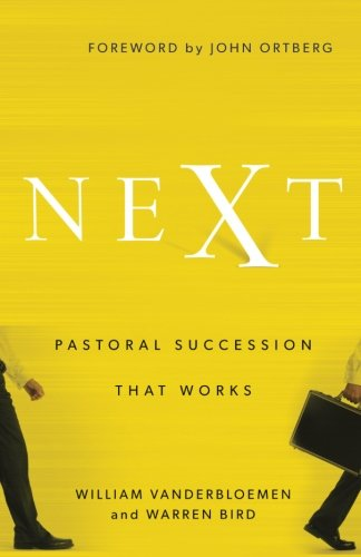 Next  Pastoral Succession That Works